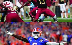 Alumni Jordan Travis and Kaiir Elam are quickly making names for themselves as they transform the face of collegiate football in Florida. Both men are currently starting for the respective University teams: Florida State University and University of Florida