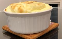 Making Co-Editor-in-Chief Molly Fried's Lemon Souffle is the perfect way to spend an evening!