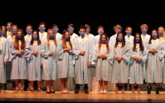 28 new Benjamin students were inducted into the School's chapter of NHS. The next induction will be of seniors next fall.