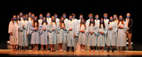 28 new Benjamin students were inducted into the School