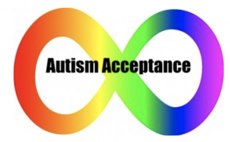 The symbol of Autism Acceptance month shows the allegience between the neurodivergent and neurotypical community.