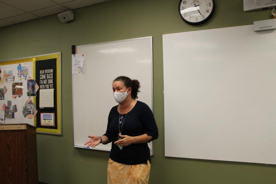 Mrs. Franzen Graudates to Upper School Social Studies Department