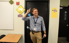 Upper School Dean of Students Mr. Jacobsen spent some time this summer brainstorming ways to continue to keep our campus safe, our community strong, and our policies clear.