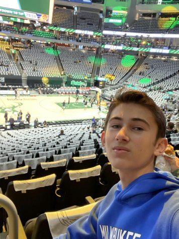 Editor Cheers Bucks at NBA Finals