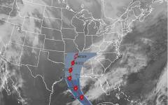 Hurricane Ida Strikes Louisiana, Alumni Impacted
