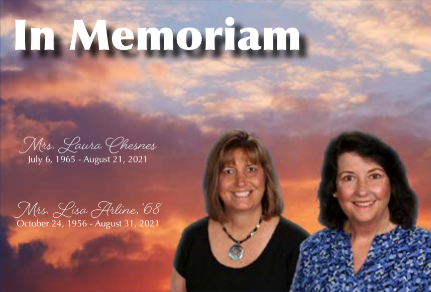 School Mourns Loss of Beloved, Veteran Lower School Teachers